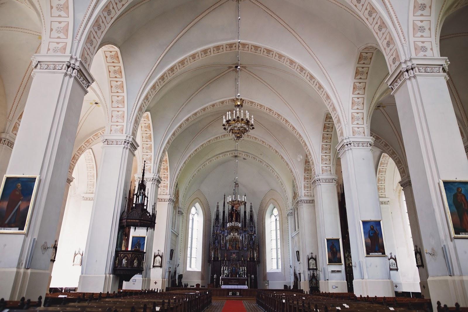 Krikštynos Kupiškio bažnyčioje