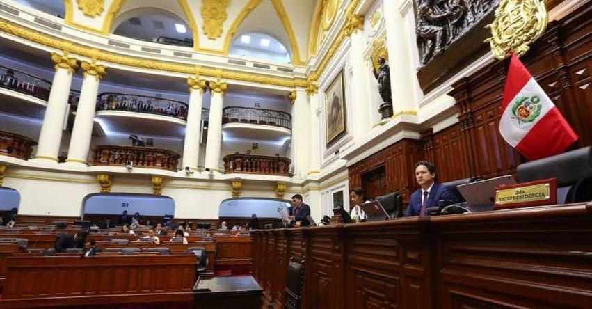 Congreso aprueba Ley Orgánica de la Junta Nacional de Justicia - JNJ