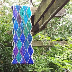Free Knitting Pattern: Almendra Cowl