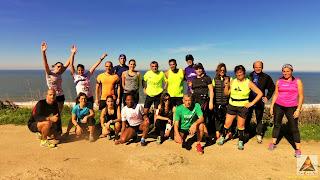 Grupo De Corrida Nazaré até Serra Pescaria
