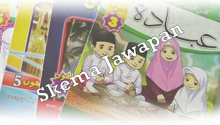 Skema Jawapan Peperiksaan Akhir Tahun Kafa 2018 Persatuan Guru Guru Sar Kafa Daerah Kuantan