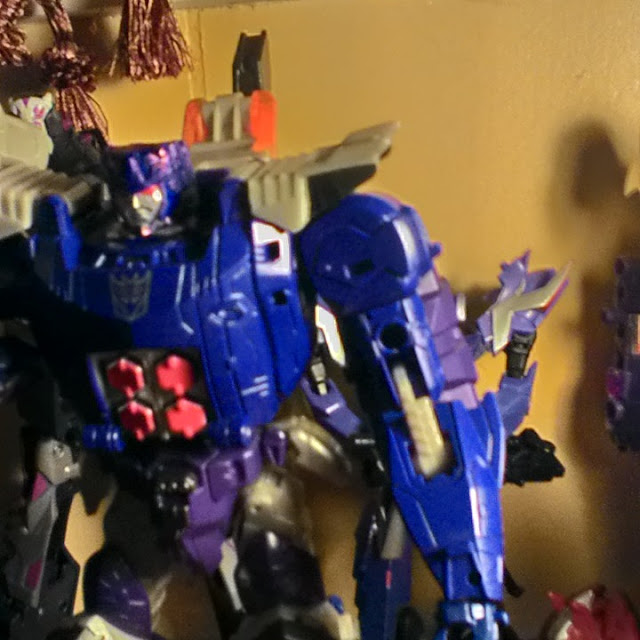 Galvatron, Titans Return, Voyager, Transformers