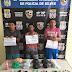 Polícia de Silves prende três em tráfico de drogas para Itapiranga