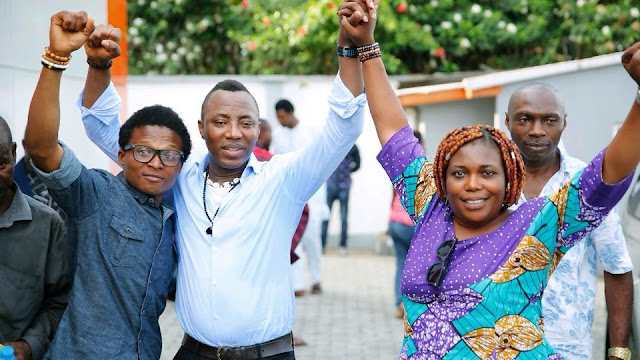INTERVIEW: My cabinet understudying each sector ahead of 2019, says Sowore