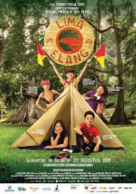 Sinopsis film Lima Elang (2011)