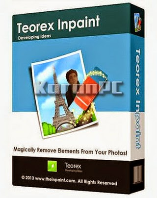 Teorex Inpaint 6.2 + Key