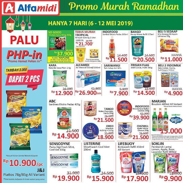 #Alfamidi - #Promo #Katalog Murah Ramadhan Periode 06 - 12 Mei 2019