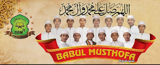 Jadwal Lengkap Babul Musthofa Bulan September 2018