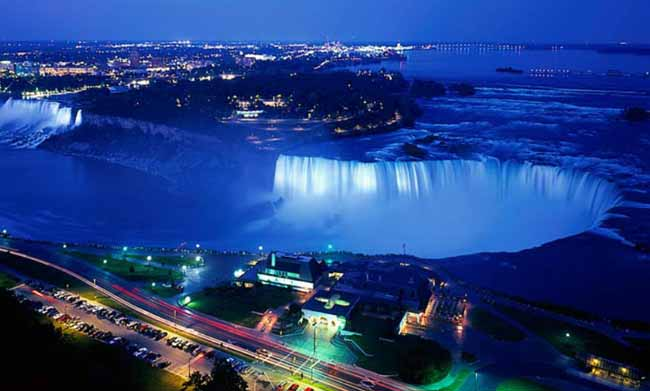 Niagara Shower Are Situated Between Ny Besides Toronto And These Smart Called Considering Honeymoon Cities The View From Canadian Element Is More