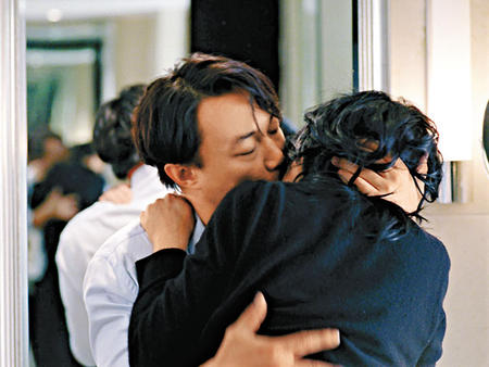 Eason Chan And Rene Liu Kiss In The Bathroom Hot News Asian