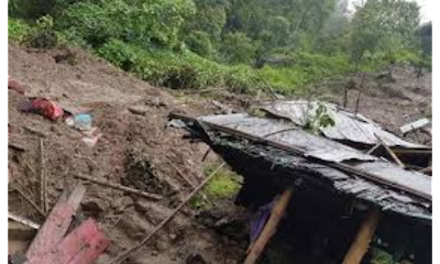 Darjeeling, Kalimpong witness series of landslides, 1 killed