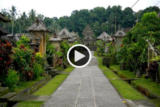 Luar Biasa Indonesia Punya Desa Terbersih Di Dunia