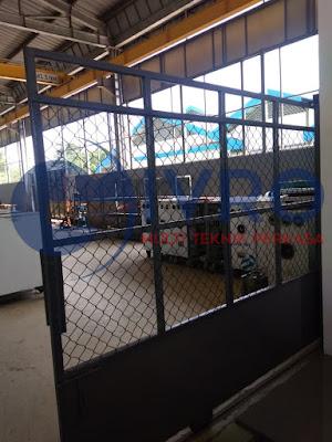 Pabrik Kawat Harmonika | jualanekakawat.com