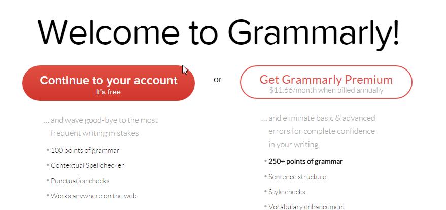 我的生活歷程: 寫完英文報告丟給它就對了!Grammarly可以為你糾出百種錯 - The News Lens 關鍵評論網
