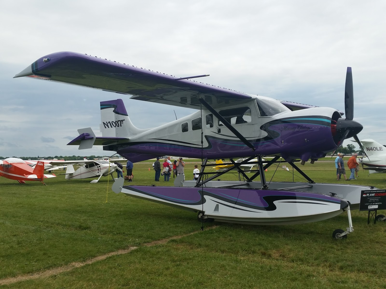 Murphy Moose or Cessna 185? - Scott Sky Smith Insurance