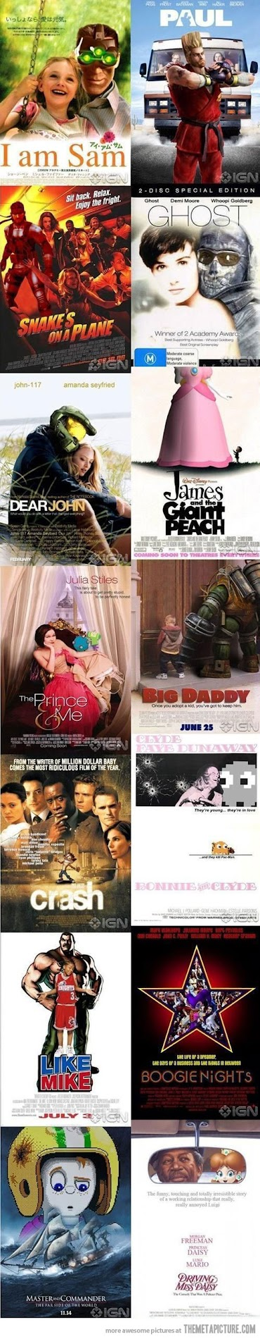video games as movies