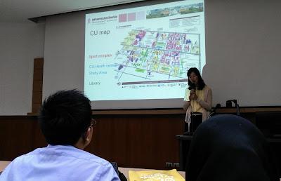 penjelasan tentang kampus chulalongkorn