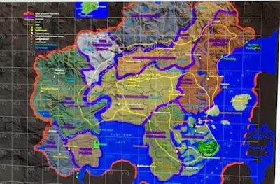 نزول خريطة Red Dead Redemption 2