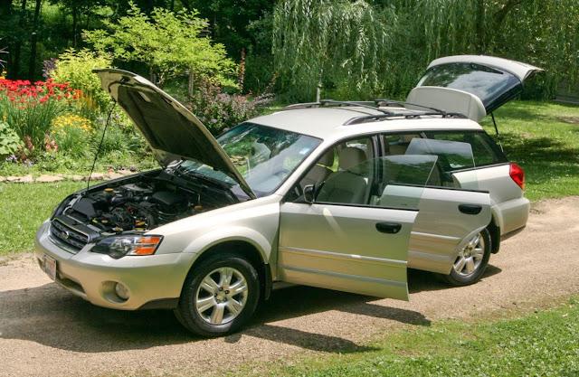 Subaru convoca dois modelos para recall