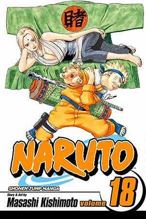 Naruto Tomo 18