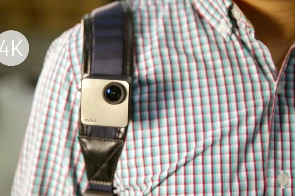 全世界最小4K攝影機 Mokacam|數位時代