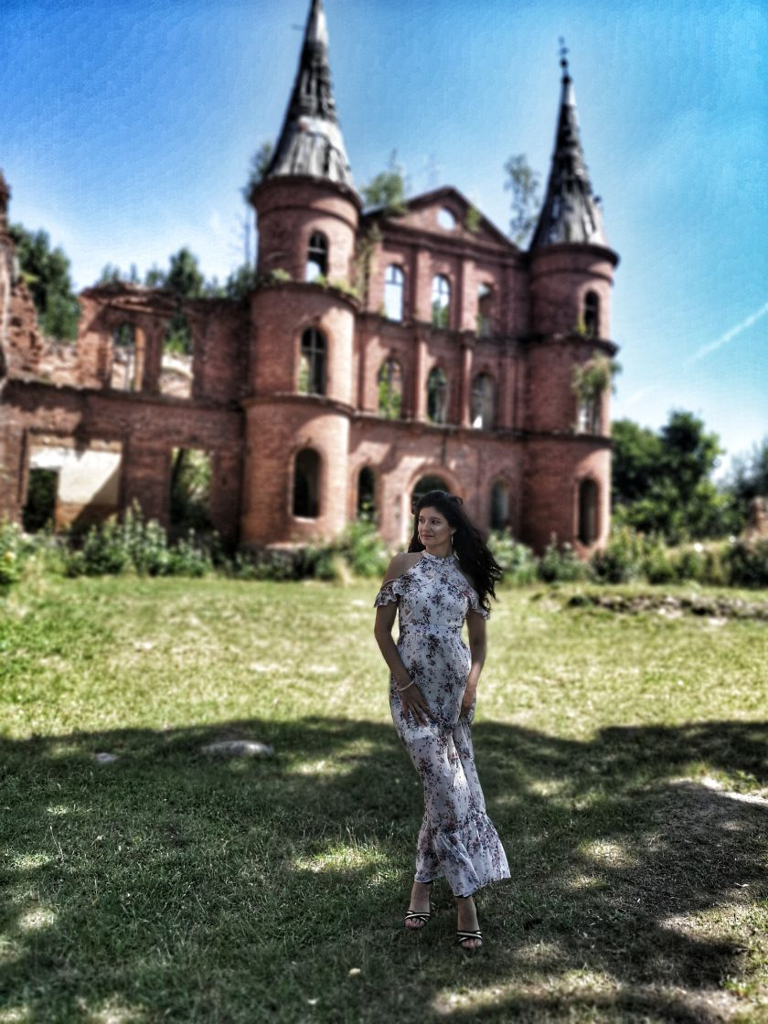 Fashionable Trips, Jo Stockton, Model, sesja zdjęciowa, princess