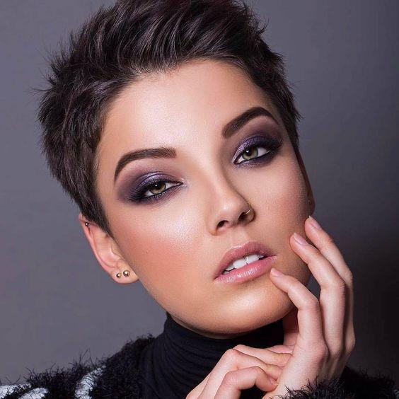 La moda en tu cabello: Cortes de pelo corto para mujeres 2017