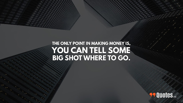 money saying