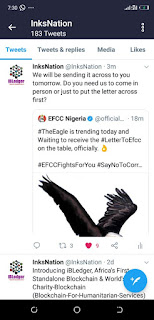 EFCC replied to InksNation