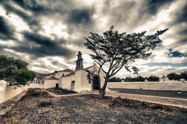 La ermita de San Pedro de Alcantara-Fuerteventura