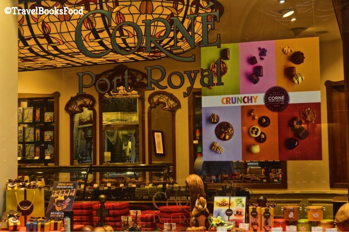 Food around the world - Magazine cover