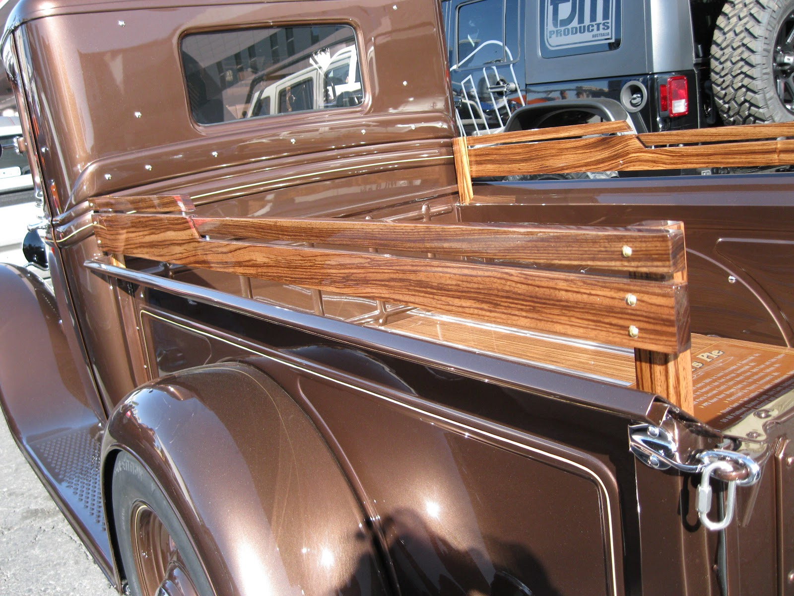 Jeff Major S Bedwood Truck Tips And Tricks December 2011