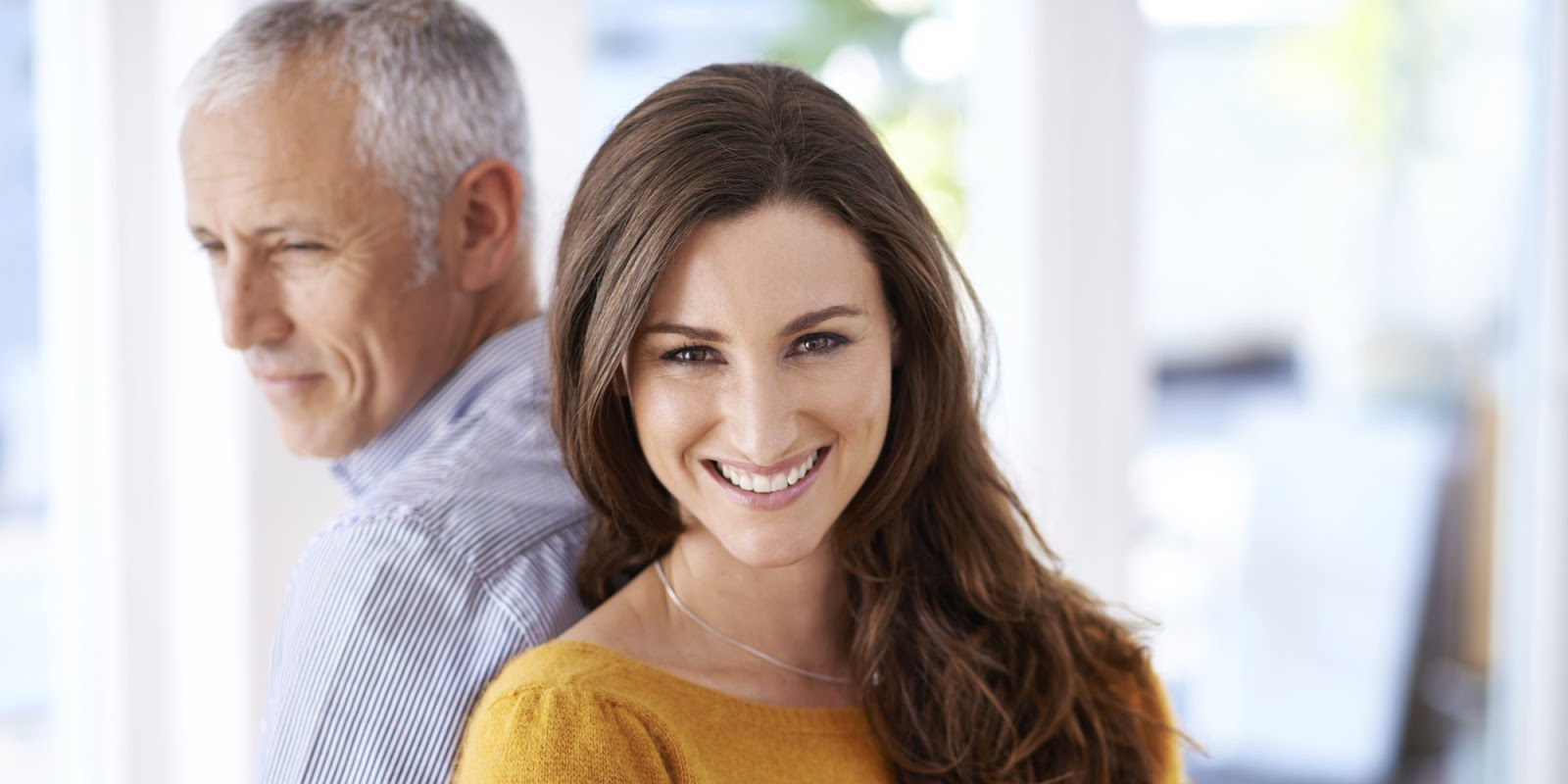Advice for dating an older man
