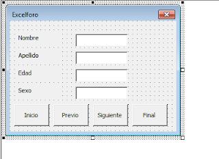 VBA: Botones de Siguiente y Anterior en un UserForm