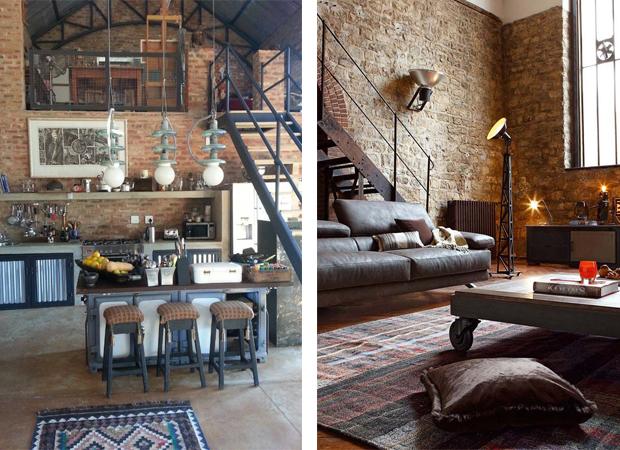 Laura Adkin Interiors: The Industrial Interior Design ...