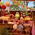 Festa Infantil: Marsha e o urso é sucesso em tema de festa infantil