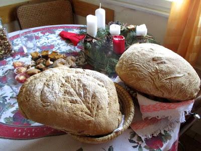 ünnepi kenyerek