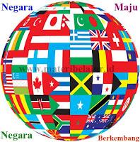 Daftar Nama Negara Maju Dan Berkembang Di Dunia