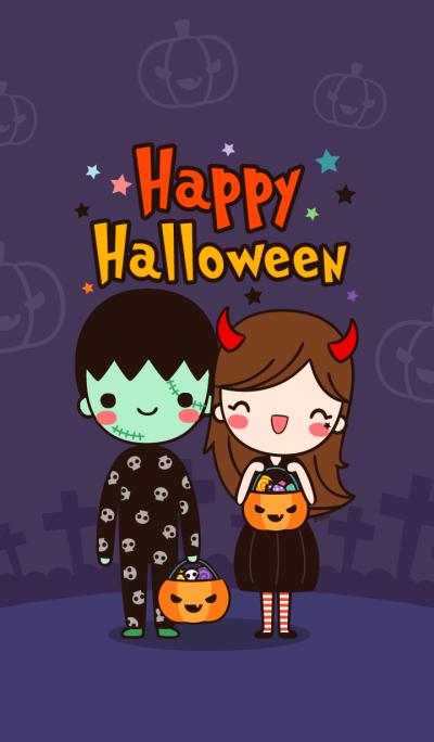 PAKWAAN & BOYFRIEND (Halloween)