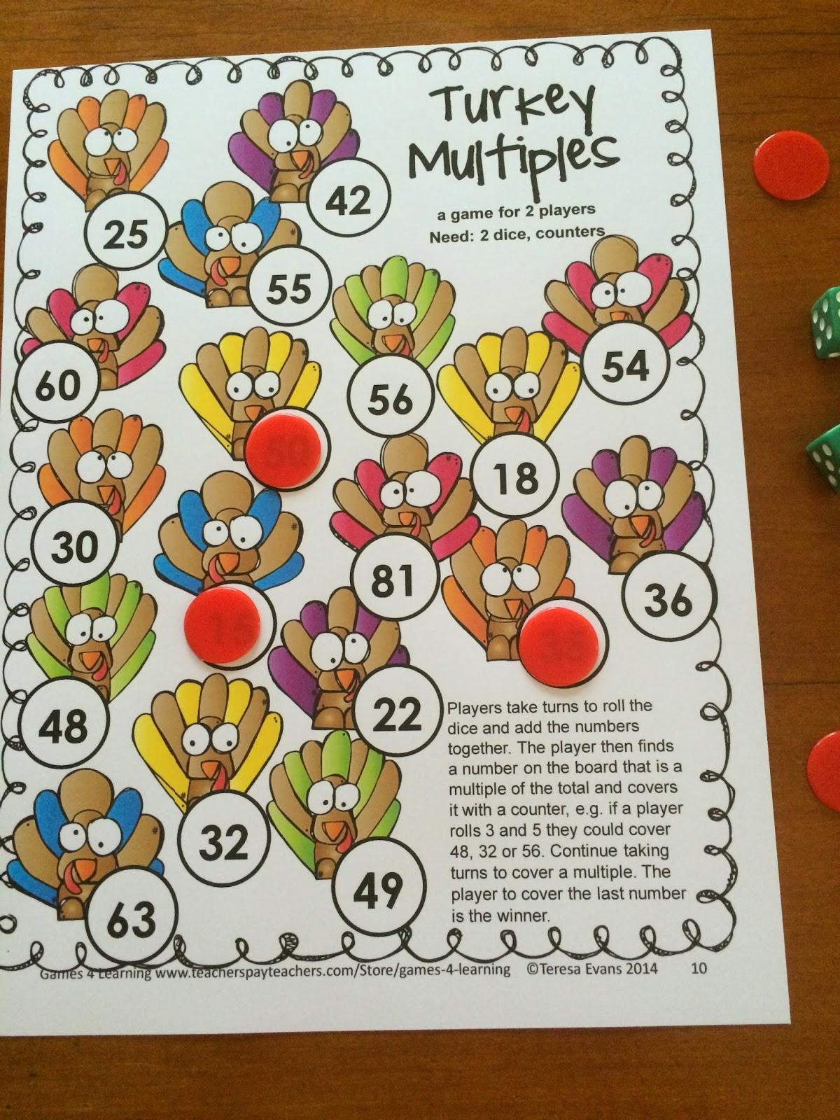 medium resolution of Thanksgiving Writing Activities For 6th Grade