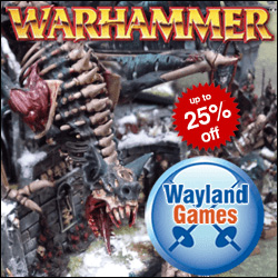 Wayland Games Banner