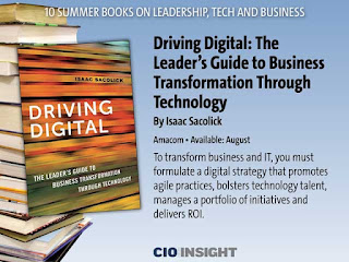 CIO Insight Driving Digital