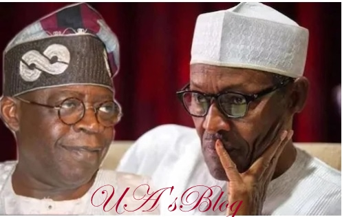 Tinubu's silence on Saraki, governors' defection to PDP reportedly unsettles Buhari's camp