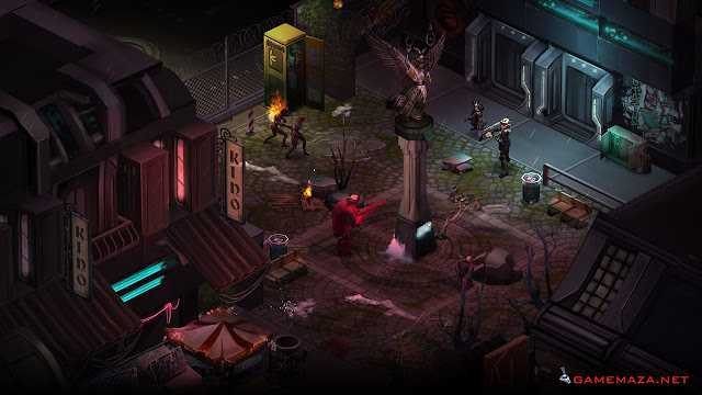 Shadowrun Dragonfall Screenshot 3