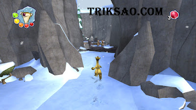 Download Ice Age 3 Dawn Of Dinosaurus Game PC
