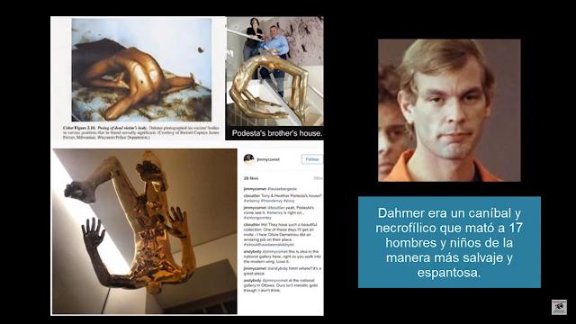 Jeffrey Dahmer-Tony Podesta-arte bizarro