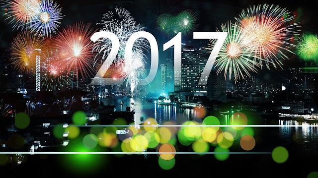 Kumpulan Ucapan Selamat Tahun Baru 2017