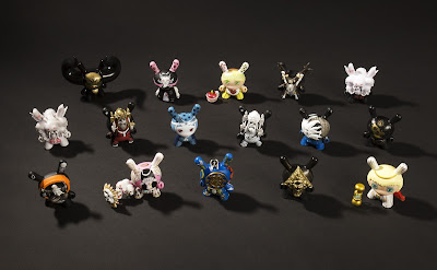 "Arcane Divination Dunny 3"" Mini Figure Blind Box Series by Kidrobot curated by J*RYU"