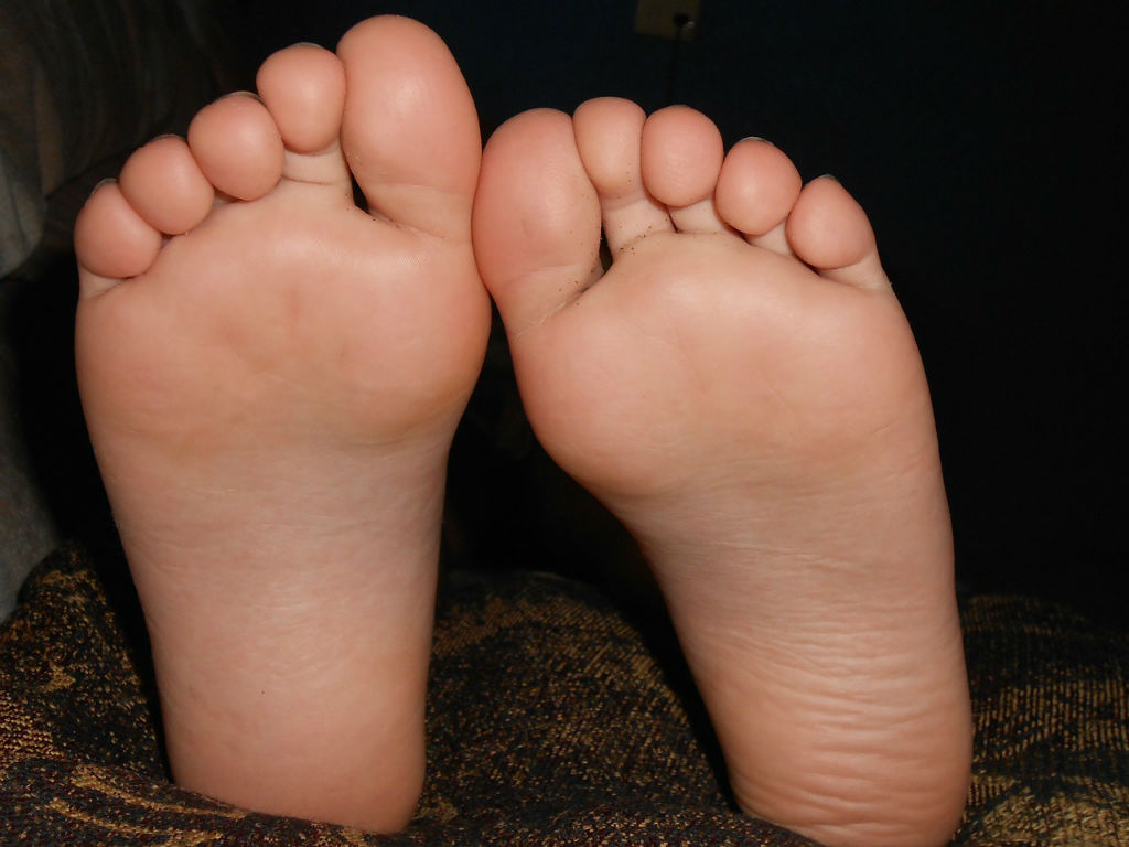 발바닥 가운데 통증