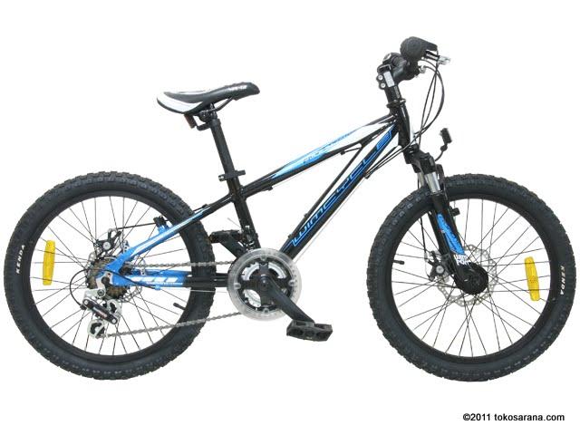 Motor Modifikasi Terkini Modifikasi Sepeda Gunung Wimcycle